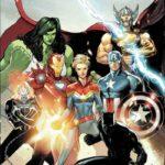 Avengers #10 (Marquez Variant)