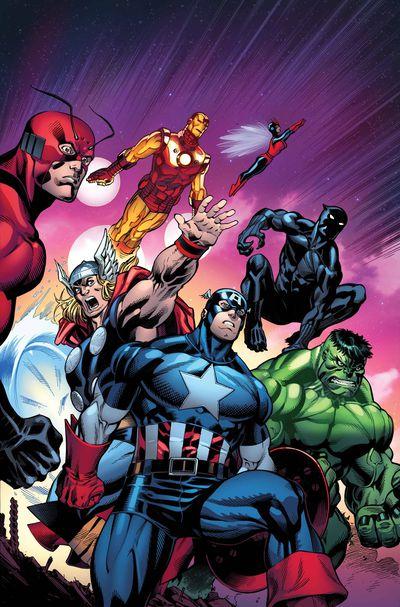 Avengers #10 (McGuinness Variant)