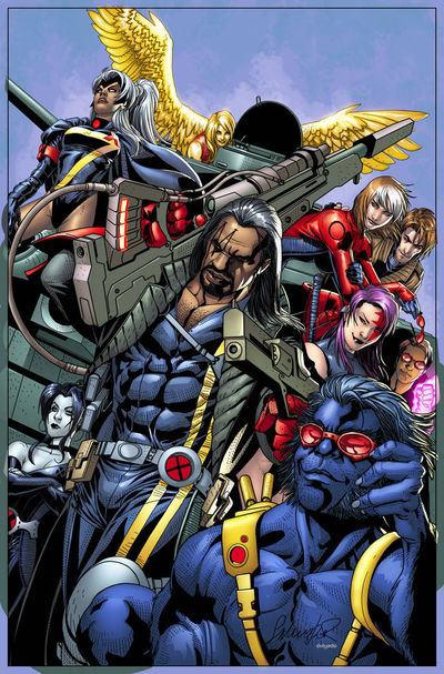 Deadpool #6 (Larroca Uncanny X-Men Variant)