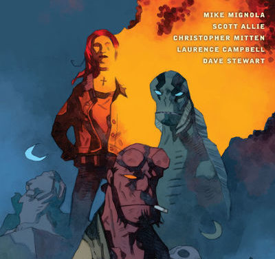 B.P.R.D.: The Devil You Know #11 (Mike Mignola Variant Cover)