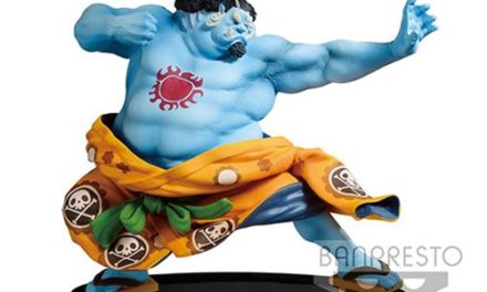 One Piece Jinbe Banpresto World Colosseum 2 Vol.4 Statue