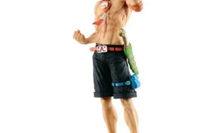 One Piece Portgas D.Ace 20th Anniversary Masterlise Statue
