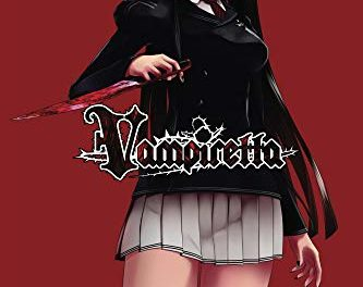Vampiretta Book One: The Spear of Destiny