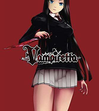 Vampiretta Book One: The Spear of Destiny
