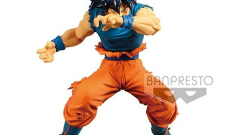 Dragon Ball Super Ultra Instinct Goku Blood of Saiyans Special II Statue