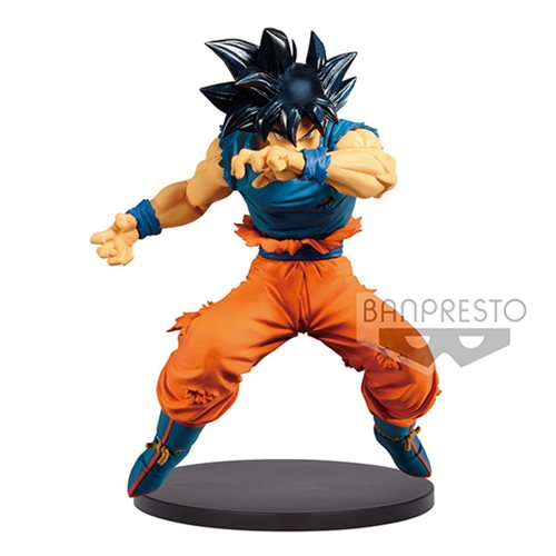 Dragon Ball Super Ultra Instinct Goku Blood of Saiyans Special II Statue