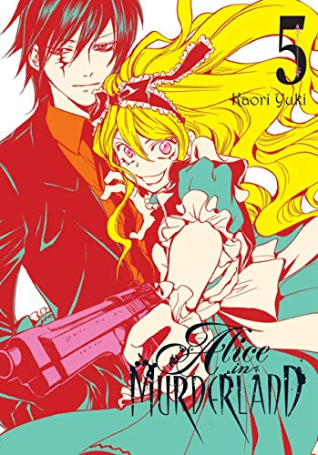 Alice in Murderland, Vol. 5
