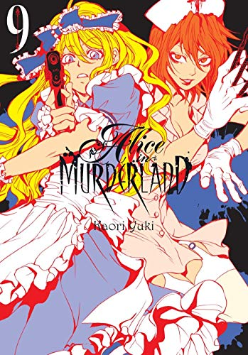 Alice in Murderland Vol. 9