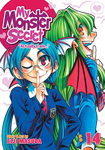 My Monster Secret Vol. 14