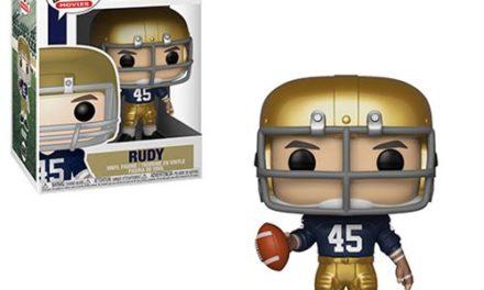 Rudy Pop! Vinyl Figure #699 – Free Shipping