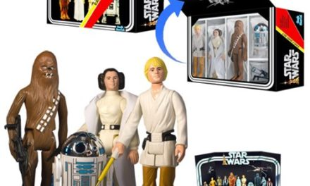 Star Wars Jumbo Vintage Early Bird Kit Kenner Action Figures – Free Shipping