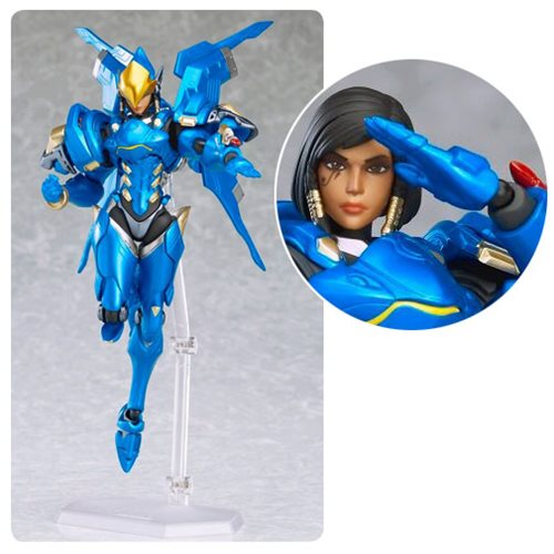 Overwatch Pharah Figma Action Figure – Free Shipping