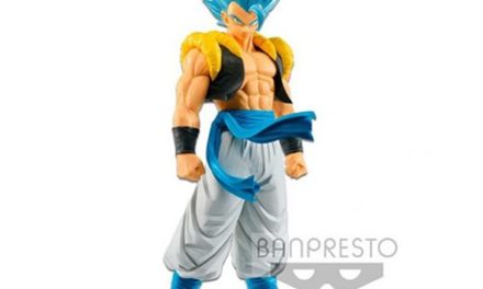 Dragon Ball Super Movie Gogeta Grandista Resolution of Soldiers Staute