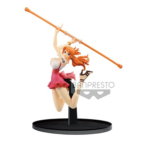 One Piece Nami Banpresto World Colosseum 2 Vol.3 Statue