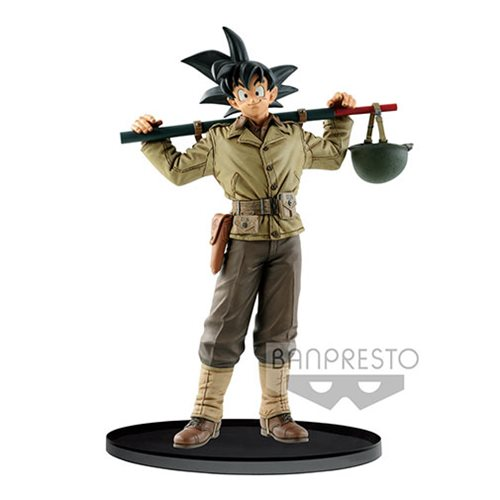 Dragon Ball Z Goku Banpresto World Colosseum 2 Vol.4 Statue
