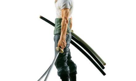 One Piece Roronoa Zoro 20th Anniversary Masterlise Statue