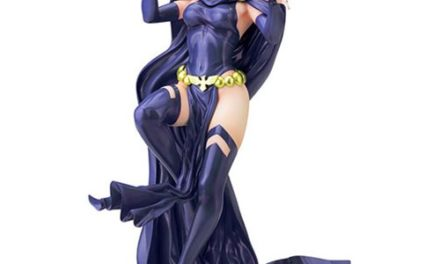 DC Comics Raven 2nd Edition Bishoujo 1:7 Scale Statue – Free Shipping
