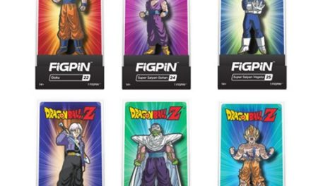 Dragon Ball Z FiGPiN Enamel Pins 6-Pack Display Case – Free Shipping
