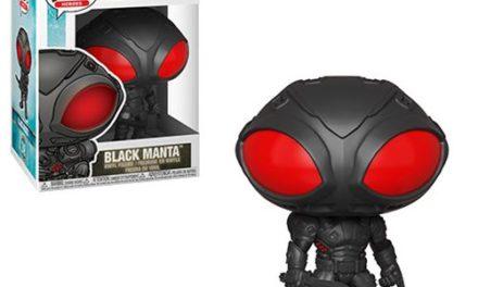 Aquaman Black Manta Pop! Vinyl Figure #248