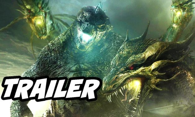 The New Trailer for Godzilla King Of The Monsters