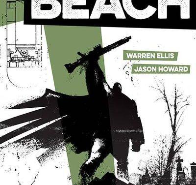Cemetery Beach #4 (of 7) (Cover A – Howard)