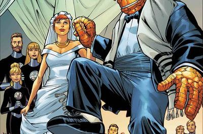 Fantastic Four Wedding Special #1