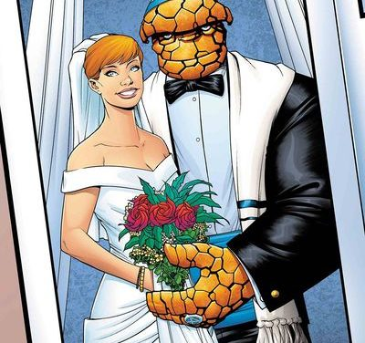 Fantastic Four Wedding Special #1 (McKone Variant)