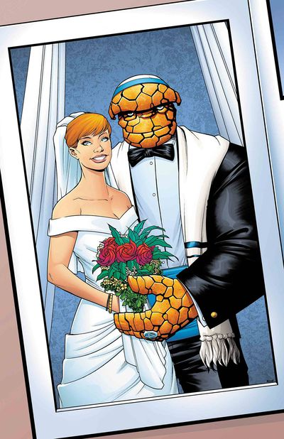 Fantastic Four Wedding Special #1 (McKone Variant)