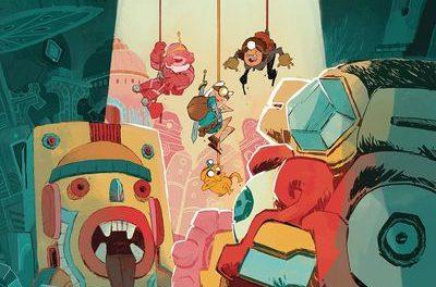 Adventure Time Season 11 #3 Main