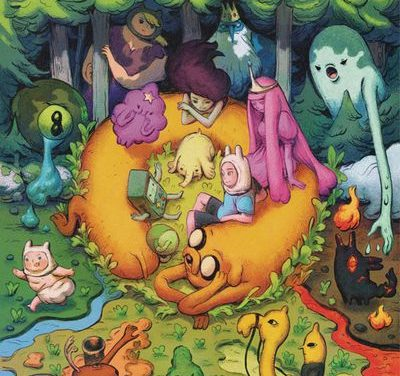 Adventure Time Season 11 #3 Preorder Benbassat