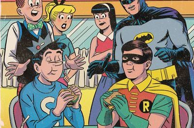 Archie Meets Batman 66 #5 (Cover C – Galvan)