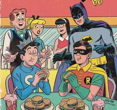 Archie Meets Batman 66 #5 (Cover C – Galvan)