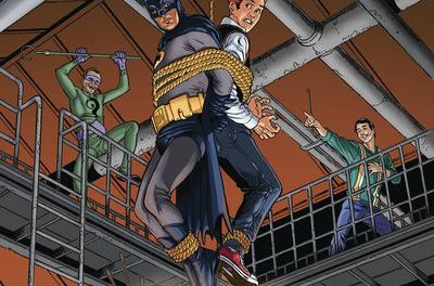 Archie Meets Batman 66 #5 (Cover D – Igle)
