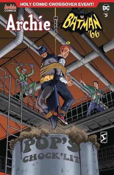 Archie Meets Batman 66 #5 (Cover D – Igle)