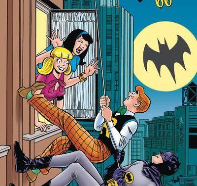 Archie Meets Batman 66 #5 (Cover E – Kennedy)