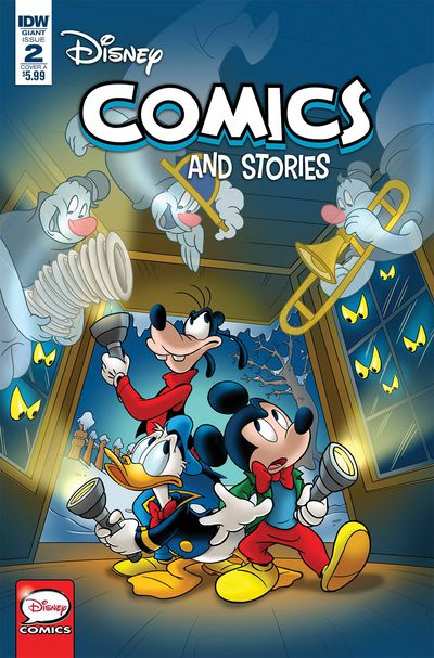 Disney Comics and Stories #2 (Cover A – Campinoti)