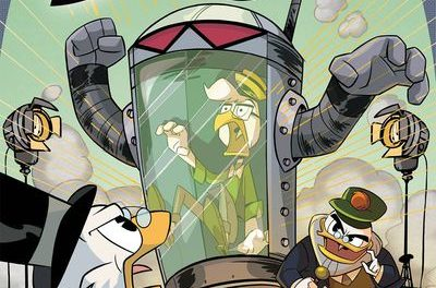 Ducktales #15 (Cover B – Ghiglione)