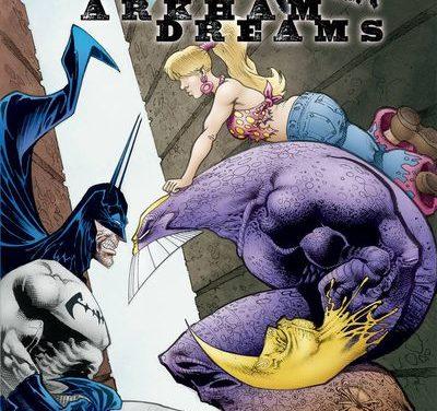 Batman the Maxx Arkham Dreams #3 (of 5) (Cover A – Kieth)