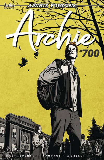 Archie #700 (Cover C – Dow Smith)
