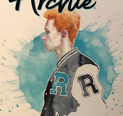 Archie #700 (Cover F – Mack)