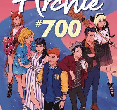 Archie #700 (Cover G – Mok)
