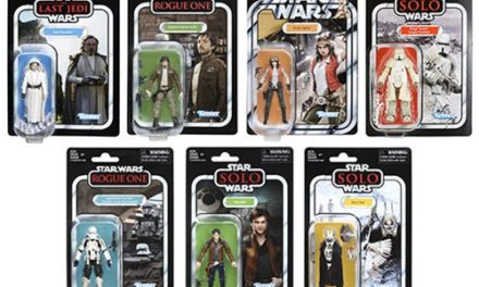 Star Wars The Vintage Collection Action Figures Wave 3 – Free Shipping