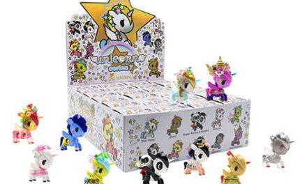 Tokidoki Unicorno Series 7 Vinyl Figure Random 4-Pack – Free Shipping