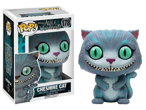 Alice in Wonderland Cheshire Cat Pop! Vinyl Figure