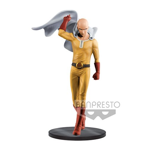 One Punch Man Saitama DXF Premium Statue