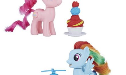 My Little Pony The Movie Sparkling & Spinning Skirts Wave 2