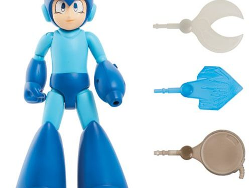 Mega Man Classic Deluxe Action Figure – Free Shipping
