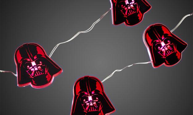 Star Wars Darth Vader Fairy String Lights