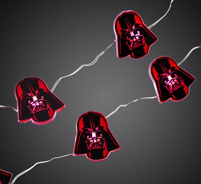 Star Wars Darth Vader Fairy String Lights