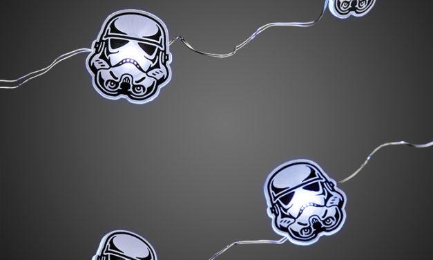Star Wars Stormtrooper Fairy String Lights